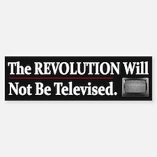 Funny Political Revolution ~ Bumper Bumper Bumper Sticker