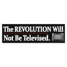 Funny Political Revolution ~ Bumper Bumper Sticker