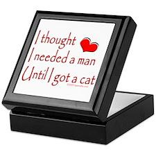 Got a Cat II Keepsake Box