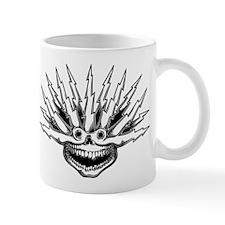 Fried Skull Small Small Mug
