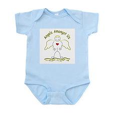 Angels Amongst Us 2 Infant Creeper