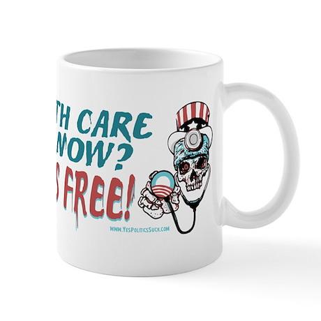 Obama's Health SCARE Mug