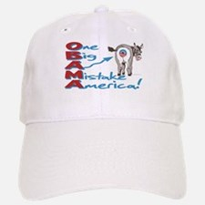 Obama Big Ass Mistake Baseball Baseball Cap