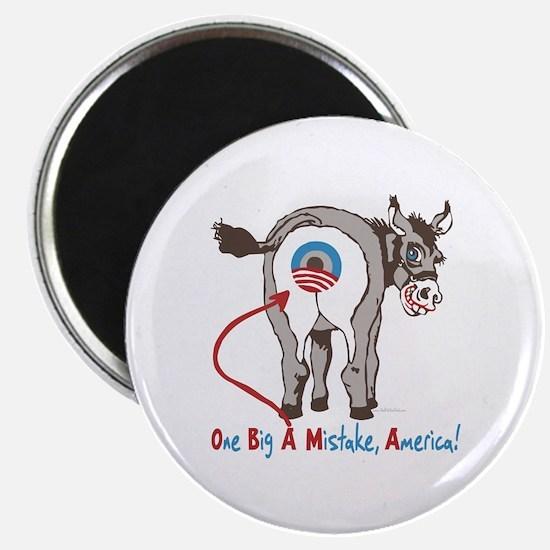 Obama Big Ass Mistake Magnet