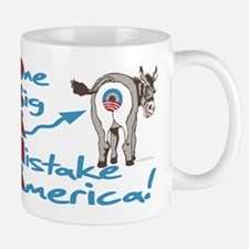 Obama Big Ass Mistake Mug
