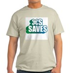 Command S Saves Light T-Shirt