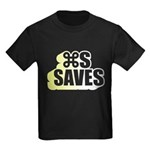 Command S Saves Kids Dark T-Shirt