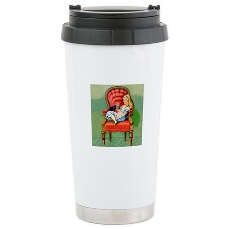 ALICE AND DINAH Stainless Steel Travel Mug