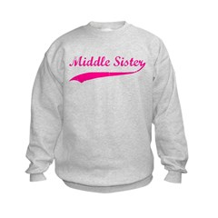 Middle Sister Sweatshirt