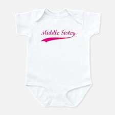 Middle Sister Infant Bodysuit
