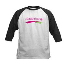 Middle Cousin Again Tee