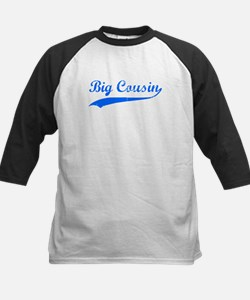 Big Cousin Kids Baseball Jersey