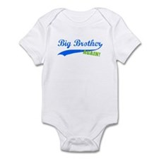 Big Brother Again Infant Bodysuit
