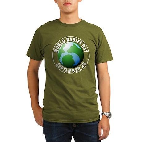 WRD - Forever Logo Organic Men's T-Shirt (dark)