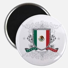 "Mexico Shield 2.25"" Magnet (100 pack)"