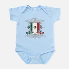 Mexico Shield Infant Bodysuit