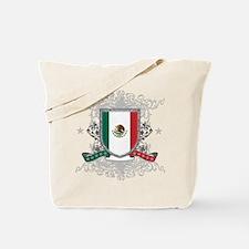 Mexico Shield Tote Bag