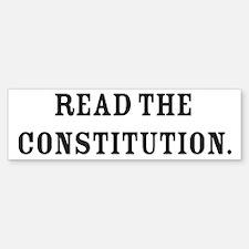 Uphold and Defend The Constit Bumper Bumper Sticker