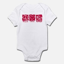 Peace.Love.Buffalo Infant Bodysuit