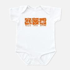Peace.Love.Autumn Infant Bodysuit