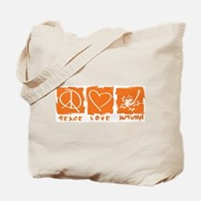 Peace.Love.Autumn Tote Bag