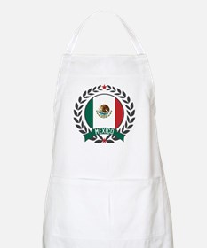 Mexico Wreath Apron