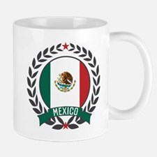 Mexico Wreath Mug