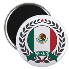 Mexico Wreath Magnet