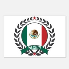 Mexico Wreath Postcards (Package of 8)