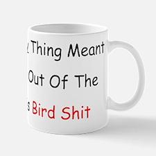 Bird Shit Mug