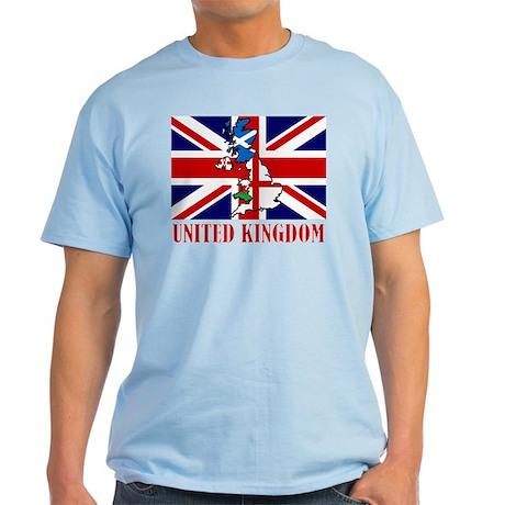 United Kingdom Light T-Shirt