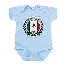 Mexico Wreath Infant Bodysuit
