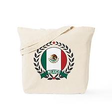 Mexico Wreath Tote Bag