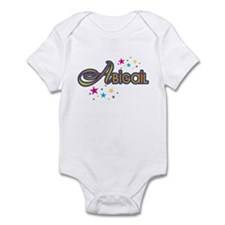 Abigail Infant Bodysuit