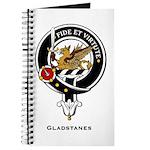 Gladstanes Clan Crest Journal