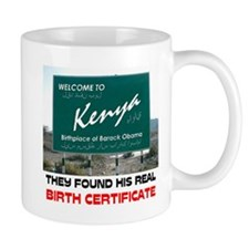IS HE KENYAN ? Mug