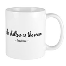 Fathoms Mug