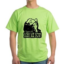 Miss Me Now G.W. Bush T-Shirt