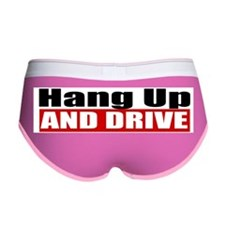 Hang Up And Drive Women's Boy Brief