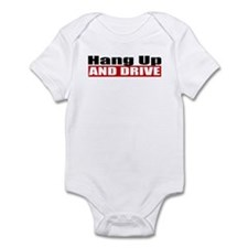Hang Up And Drive Infant Bodysuit