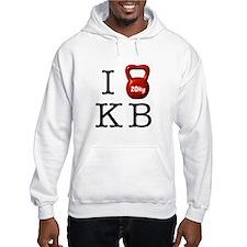 I <3 KB Hoodie