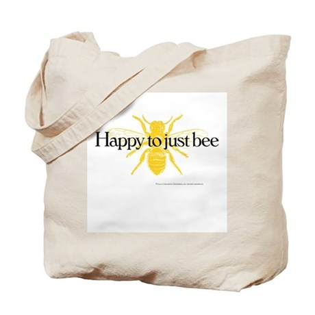 Just Bee Tote Bag
