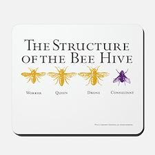 The Hive Mousepad