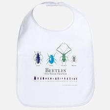 Beetles Bib