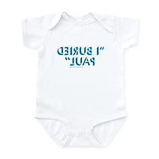 Backwards Infant Bodysuit