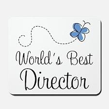 Best Director Butterfly Mousepad
