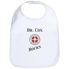 Dr. Cox Rocks Bib