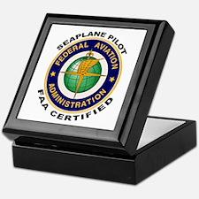 FAA Certified Seaplane Pilot Keepsake Box
