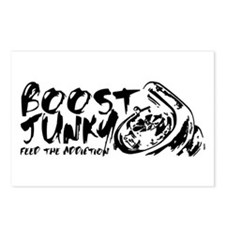 Boost Junky Postcards (Package of 8)
