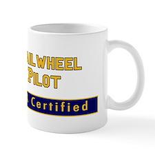 FAA Certified Tailwheel Pilot Mug